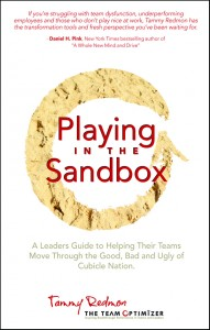 Playing in the Sandbox cover